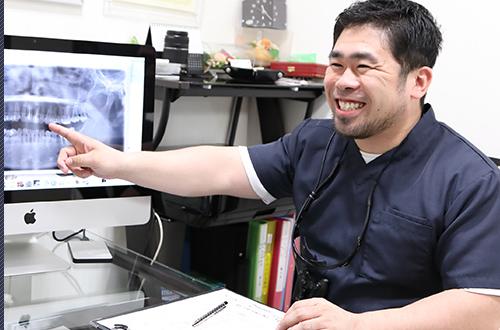 あびこ歯医者の診療の流れ
